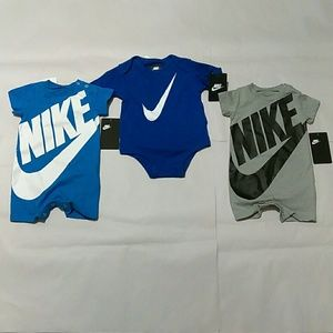 Baby Infant Nike Outfits Bundle, Size: 6 months